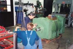 Bobinage Schwoob : moteur électrique, atelier mécanique